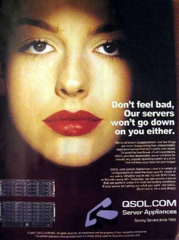 11 Sexist Tech Ads