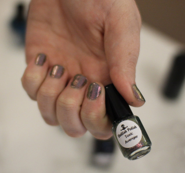 Chanel Holographic Nail Polish: An Introduction To 7 Awesome Indie Nail Polish Labels