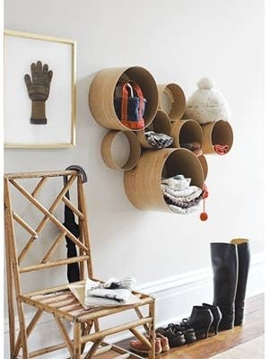 covering furniture with contact paper. cover the cardboard tubes with wood grain contact paper you could also use coffee canisters covering furniture c