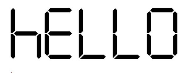When those numbers are turned upside down, it spells hello. (So k0000l isn't it?)