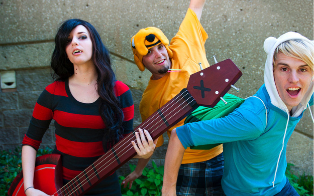 Adventure Time costume!  sc 1 st  BuzzFeed & Best Halloween Costume Ideas For 2012