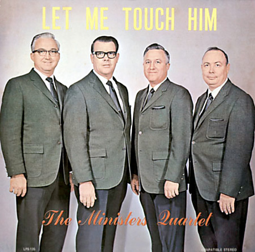 "4. ""Let Me Touch Him"" (The Minister's Quartet, 1956?)"