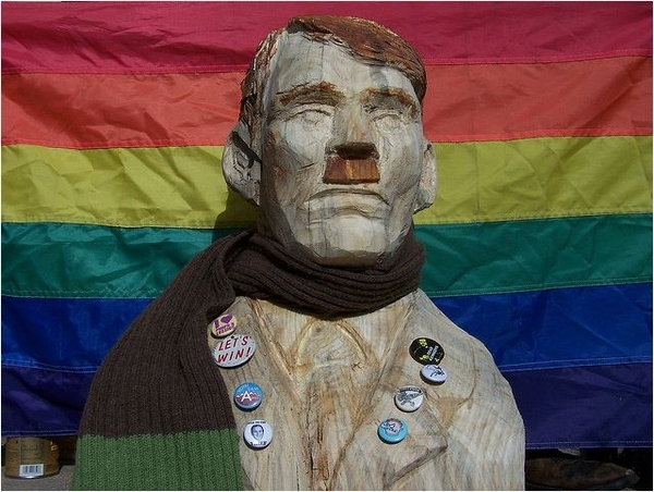 Rainbow Hitler Says He Knew About Yasir Arafat Scarfs Before You