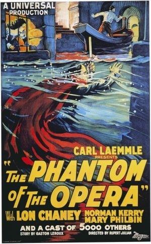 The Phatom Of The Opera