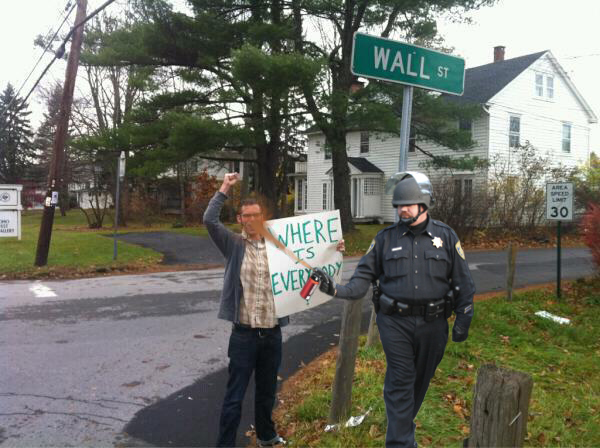 Occupy (some other) Wall Street
