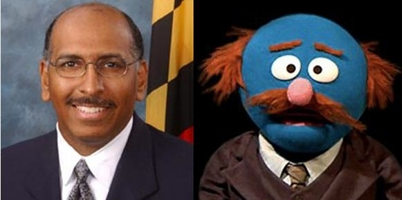 Michael Steele and Mr. Johnson