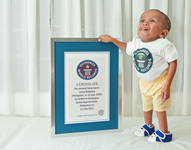 1 - Shortest Man