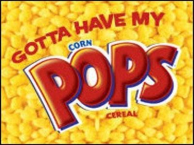 Kellogs Corn Pops