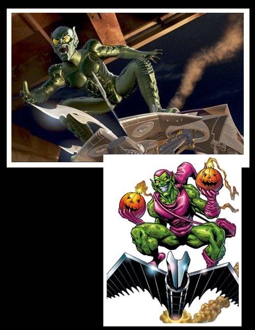 3. Green Goblin