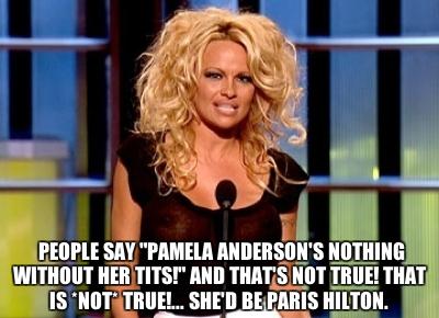 The Roast Of Pamela Anderson (2005)