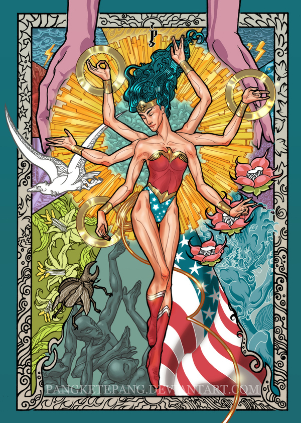 The American Goddess Anak Binal