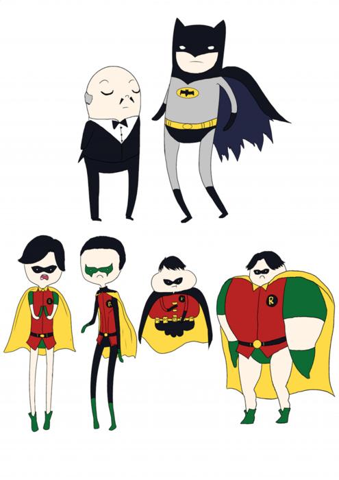Batman Time by EpicNeutral