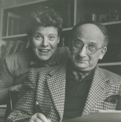 Margaret and H.A. Rey (Curious George)