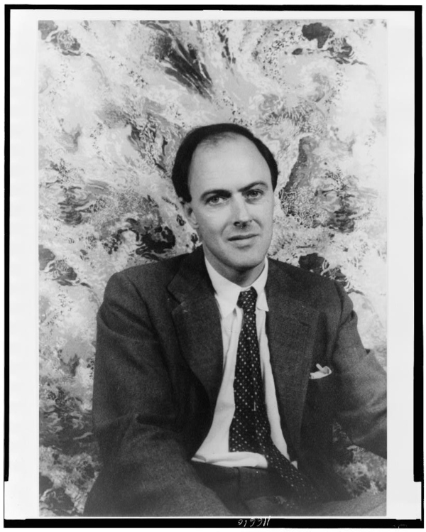 Roald Dahl (James and the Giant Peach, Charlie and the Chocolate Factory, Fantastic Mr Fox, Matilda, etc.)