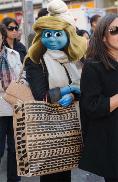 Smurfette: The Next Lauren Conrad