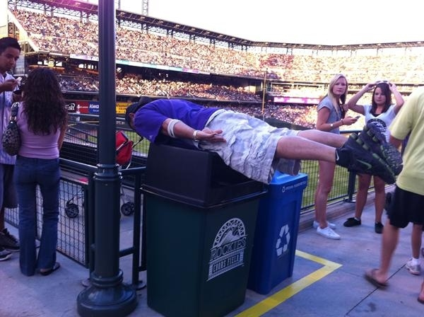 Coors Field - Rockies