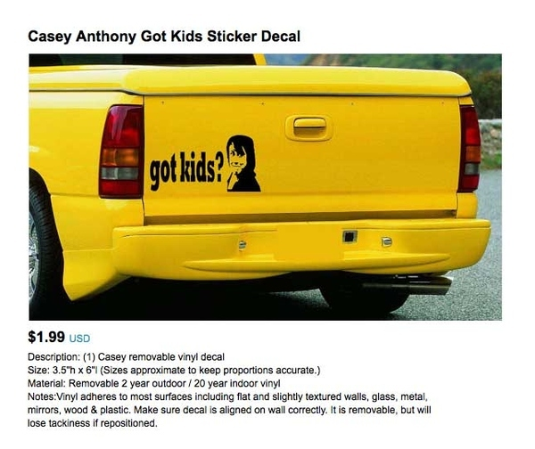 """WARNING: Moving decal may decrease """"tackiness"""". We wouldn't want that now, would we?"""