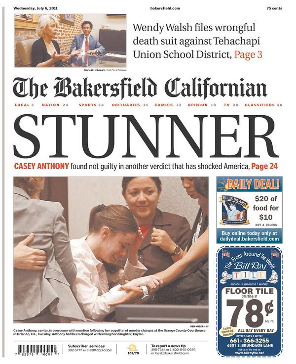The Bakersfield Californian (CA)