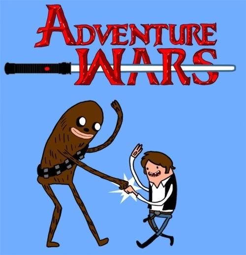 Adventure Wars by The Stray