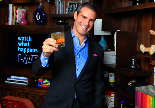 Andy Cohen: The Guy You Want to Have a Pajama Party With