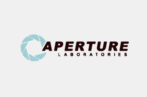 Aperture Laboratories, Portal (2007) | via David Sizemore