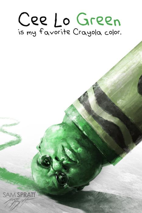 Cee Lo Green by Sam Spratt