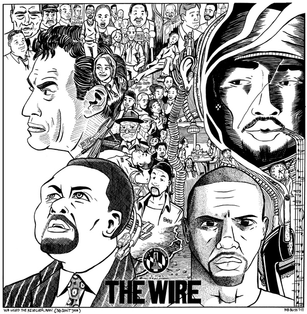 The Wire + Revolver by Nate Bliss