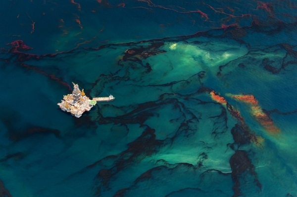"""Gulf Oil Spill"" Daniel Beltra"