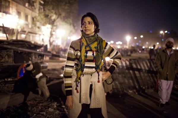 """""""A Night in Tahrir Square"""" Jacapo Quaranta"""