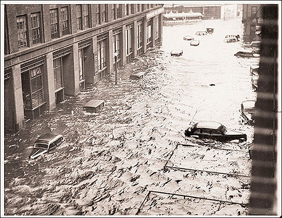 23 photos of devastation after new england hurricane of 1938