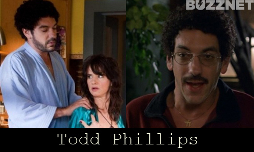 Todd Phillips in 'Due Date' and 'Old School'