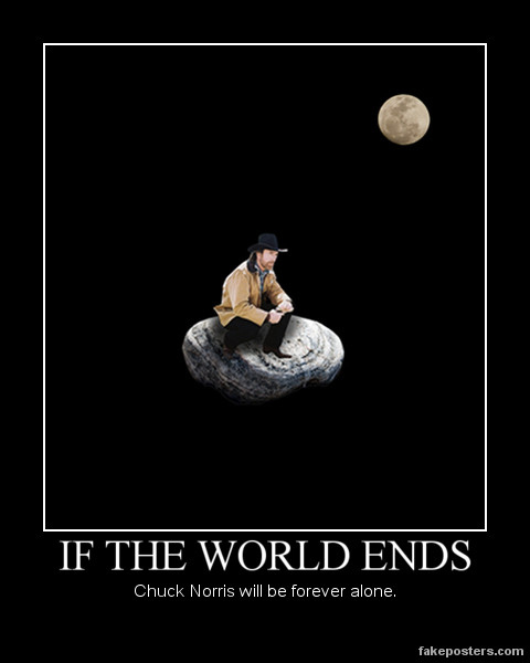If The World Ends