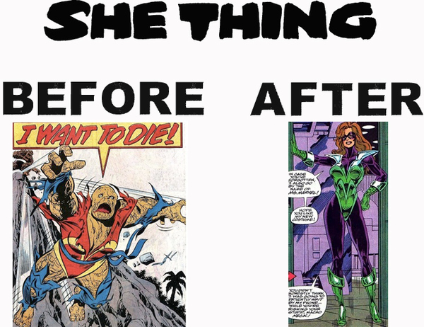 6. She-Thing