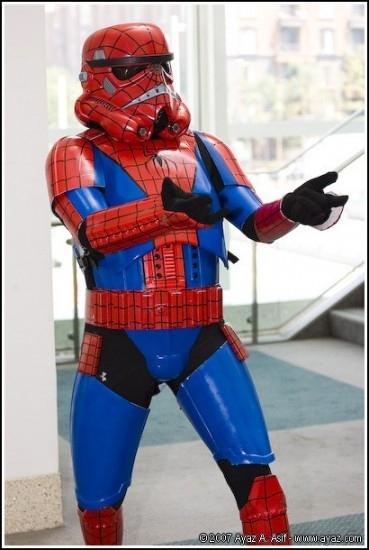 Spider-Stormie