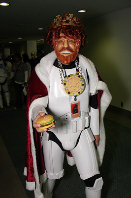 Burger King Trooper