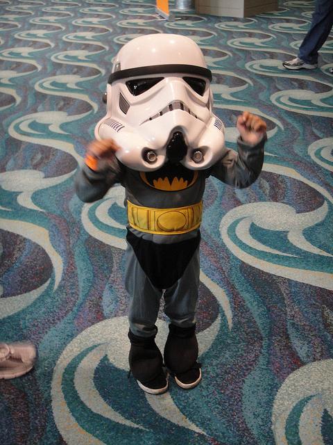 Batman Trooper Kid