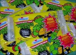 Teenage Mutant Ninja Turtle Pies