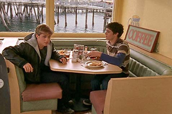 The Pier Diner from 'The OC'