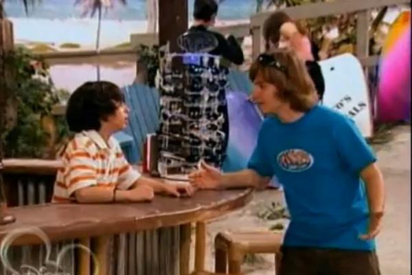 Rico's from 'Hannah Montana'