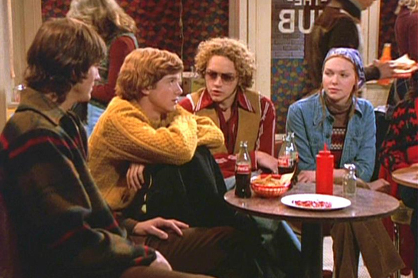 The Hub on 'That 70s Show'