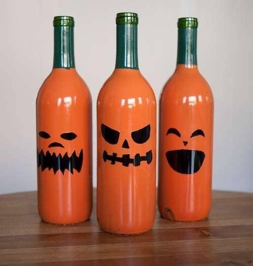 22 Diy Ways To Reuse Empty Booze Bottles