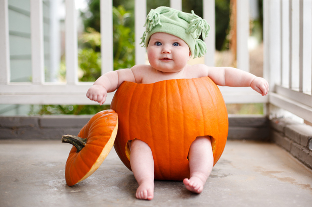 10 Funny And Cute Baby Halloween Costumes To Get You Through The Week