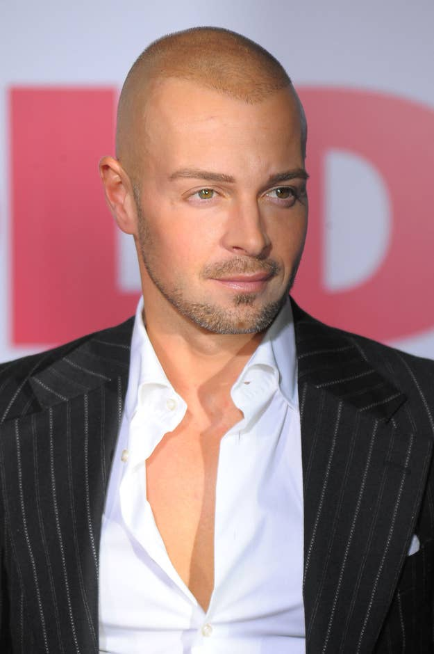 The Joey Lawrence Hair Timeline