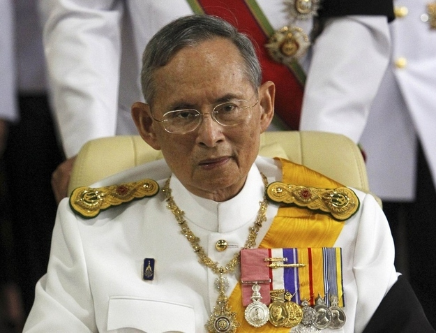 10. Thailand - People in Thailand can be put in jail for mocking the monarchy, whether they are residents of the country or not.
