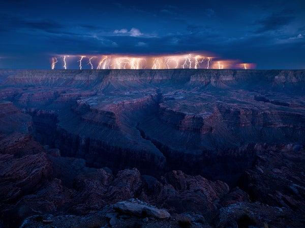 Grand Monsoon © Dan Ransom