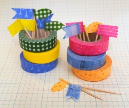 Washi Tape Crafts 56 adorable ways to decorate with washi tape