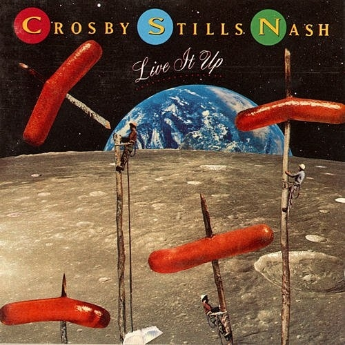 "7. ""Live It Up"" (Crosby, Stills, & Nash, 1990)"