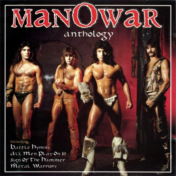 3. Anthology (Manowar, 1997)