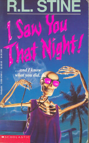 I Saw You That Night!