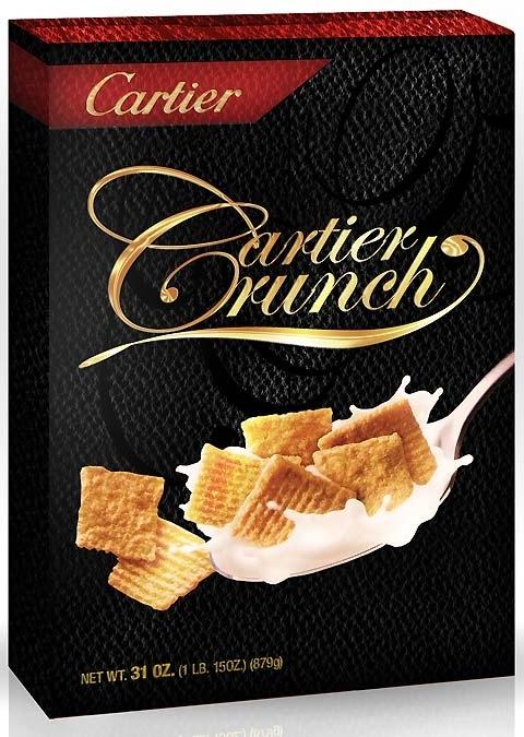 Cartier Crunch